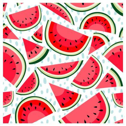 watermelon travel wallet