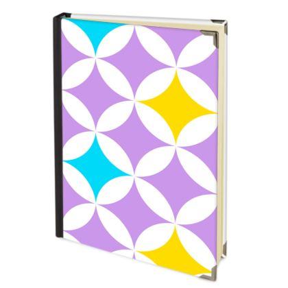 pastel stars journal