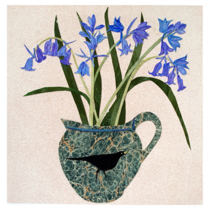 Coasters with attractive nature-inspired designs.