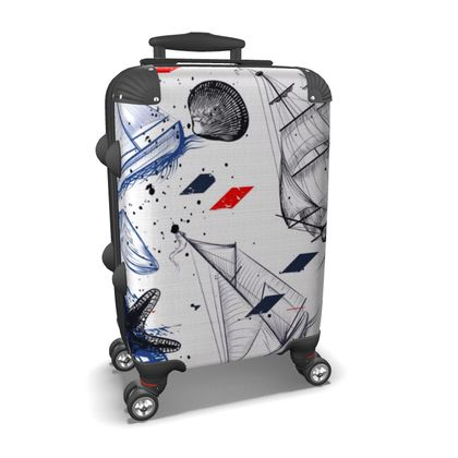 sailing day suitcase