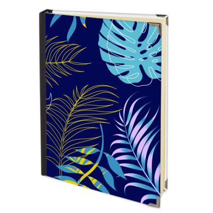 blue leaves journal