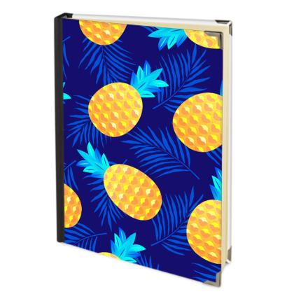 pineapple fun journal
