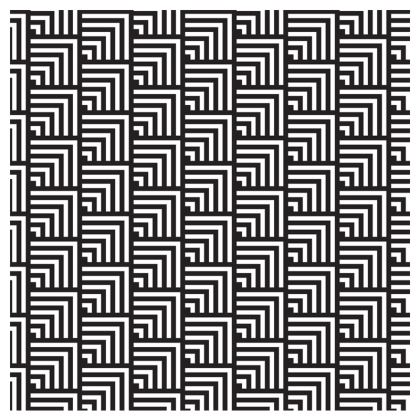 minimal geometric clutch bag