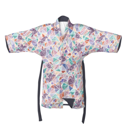 Origami little friends Kimono multicolours