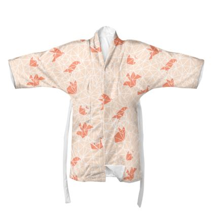 Origami little friends Kimono (peach)