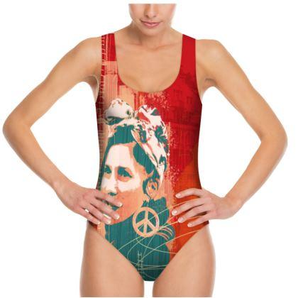 """Swimsuit - """"Women's Power"""""""