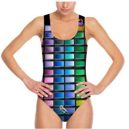 Colour Chart Swimsuit