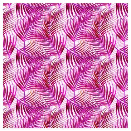 Tropical Garden Collection in Magenta Skirt
