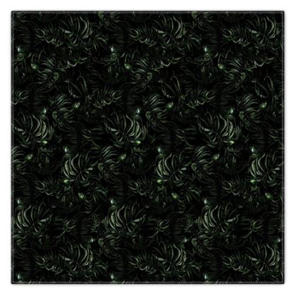 Ethereal Jungle Print Scarf