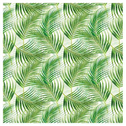 Tropical Garden Collection Flip Flops