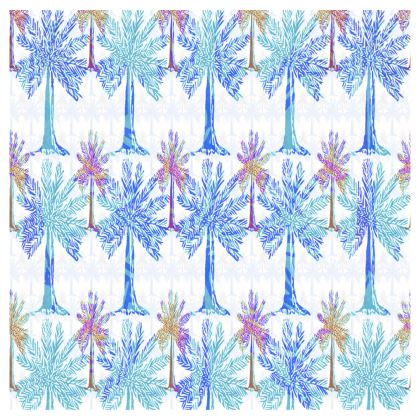 Oasis Collection in blue Flip Flops