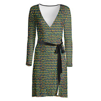 TiPtop Wrap Dress