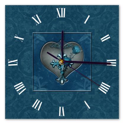 Royal Bleu Loyalty Clock