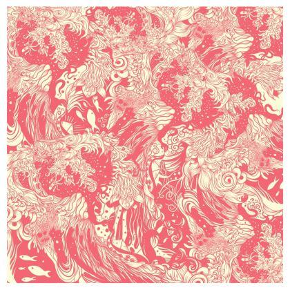 Pink Waves Half