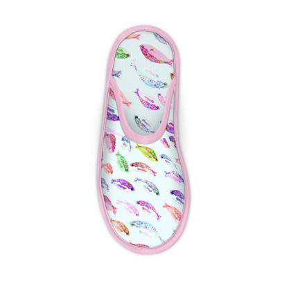 Tropical Fish Collection Slippers