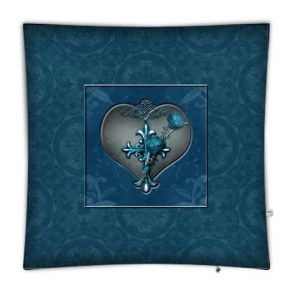 Royal Bleu Loyalty Floor cushions