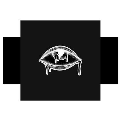 Melting eye xray
