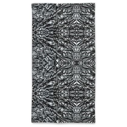 Alchemy Metal Design Pull Up Face Mask