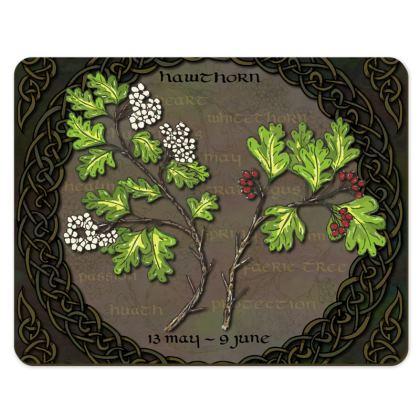 Tree Calendar Hawthorn Placemats
