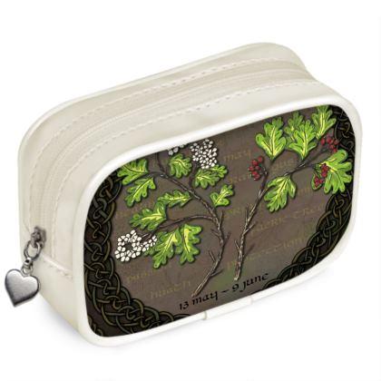 Tree Calendar Hawthorn Purse