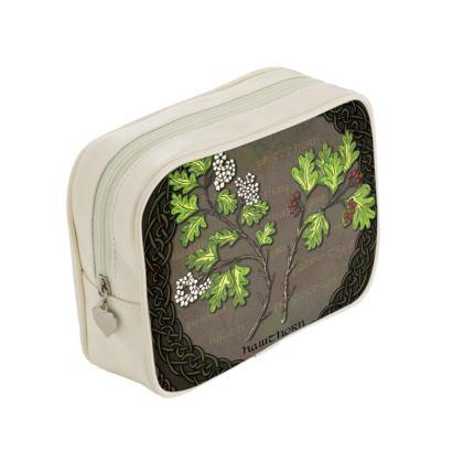 Celtic Hawthorn Make-Up Bag