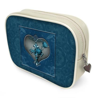 Royal Bleu Loyalty Make Up Bags