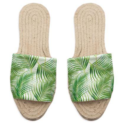 Tropical Garden Collection Sandal Espadrilles