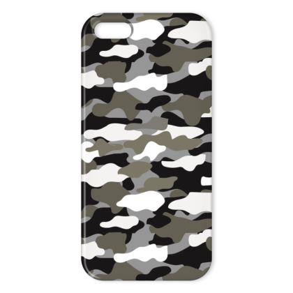 Camouflage iphone cover