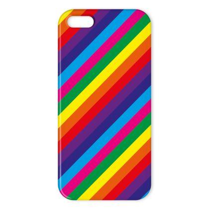 Rainbow iphone cover