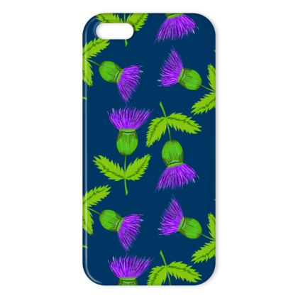 Thistle repeat iPhone cover