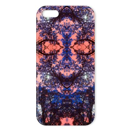 Coral trees iPhone cover