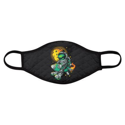 space lovers x face masks pack of four