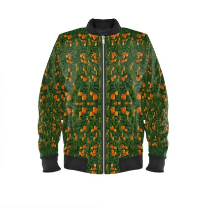 Tulips and tulips Mens Bomber Jacket
