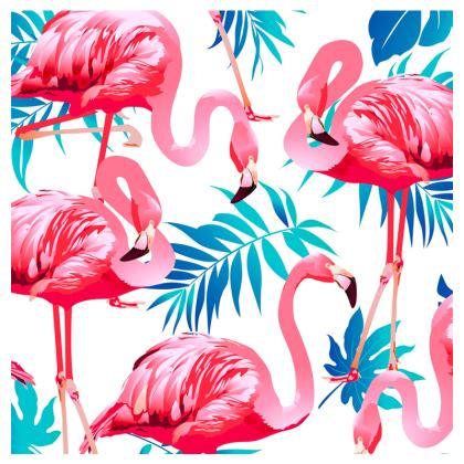 flamingo travel wallet