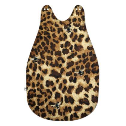 Leopard Buzz Baby Sleeping Bag