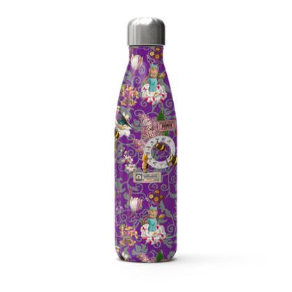 Flower Festival Thermal Bottle