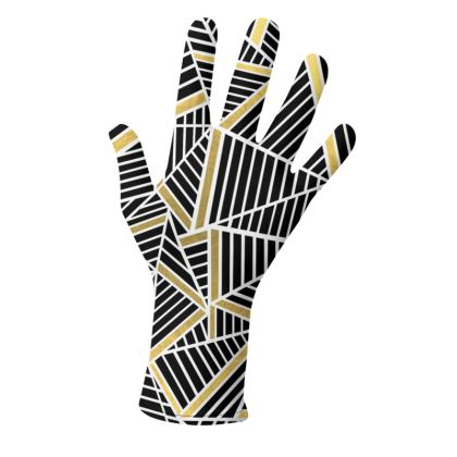 Ab Lines Gold Gloves