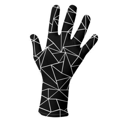 Ab Outline 2 color gloves