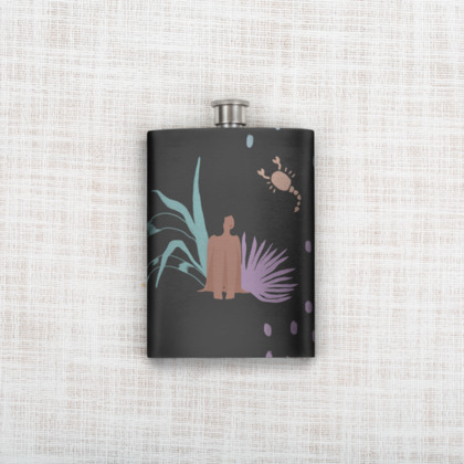 Maninha Eve l - Hip Flask