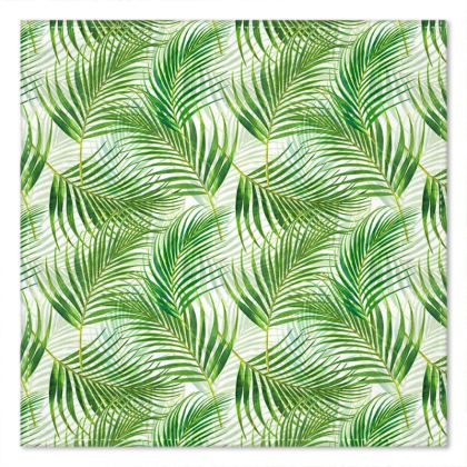 Tropical Garden Collection Pocket Square