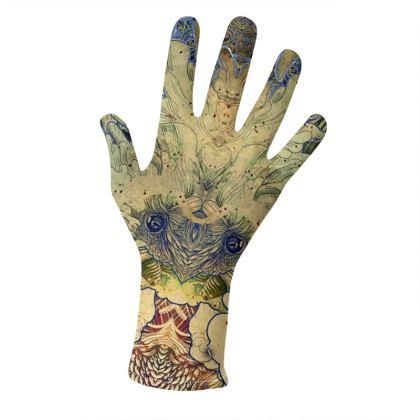 Kaleidoscope 1  - 2 Gloves Pack