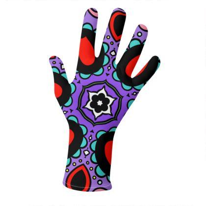 Mandala 2  - 2 Gloves Pack