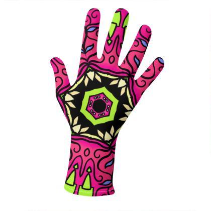 Mandala 1 - 2 Gloves Pack