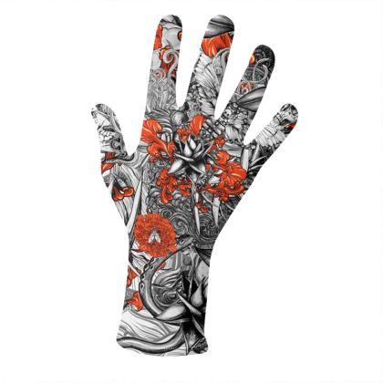 Floral  - 2 Gloves Pack