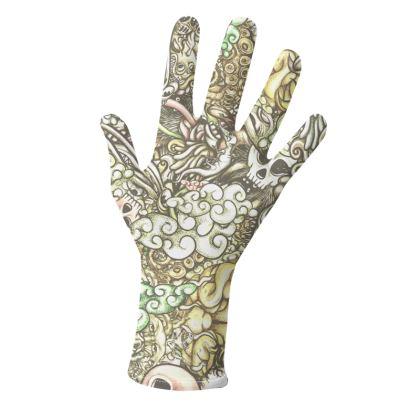 Doodles  - 2 Gloves Pack