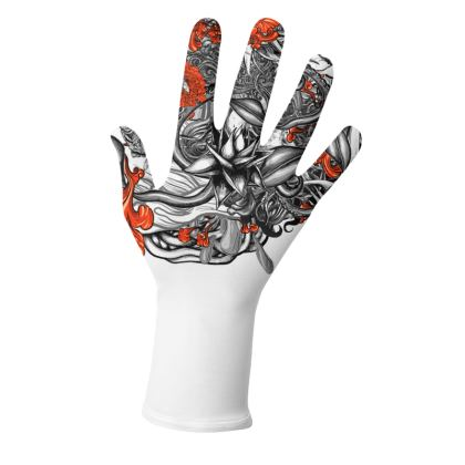 Floral 2 - 2 pack Gloves by fakeface