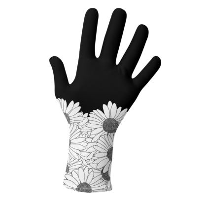Daisy Boarder - Gloves - two colour ways