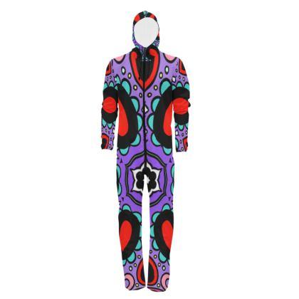 Hazmat Suit Mandala 1