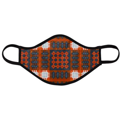 Welsh Tapestry Face Mask