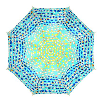 Textural Collection multicolored Umbrella
